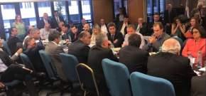 Gobernadores en el CFI, se reunieron para analizar el pacto fiscal
