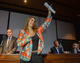 Daniela Castro, diputada nacional electa