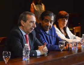 Presidió el acto el juez Federal Nº 1 con competencia electoral de la provincia, Miguel Ángel Gálvez