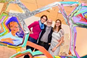 Cierre de temporada del Museo Provincial de Bellas Artes Franklin Rawson con nuevas muestras