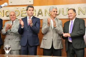 asunción de Armando Sánchez