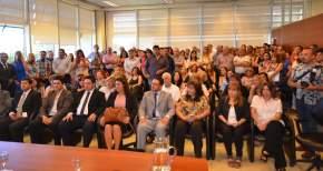 Asumieron nuevos funcionarios del Ministerio de Salud Pública